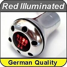 Red Illuminated Gear Shift Knob VW Polo Golf Jetta Scirocco Beetle GTI Corrado