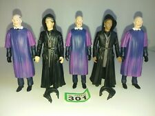 Doctor Who Figures Lot Bundle: Hawthorn, Peter Winder and 3 Smilers 301