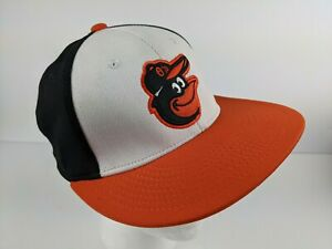 Baltimore Orioles MLB Embroidered Logo Hat by Team MLB, Size Small/Medium