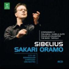 Symphonies 1-7 / Finlandia / Karelia Suite, , New Import, Box set