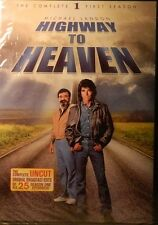 HIGHWAY to HEAVEN The COMPLETE FIRST SEASON Approx 20 Hours 25 Episodes SEALED