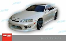 SC300 SC400 92-00 Lexus VTW style Poly Fiber full WIDE body kit