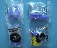 Taco Bell 1996 - Kazaam  - Complete Set of 4 MIP