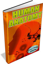 Human Anatomy 89 Vintage Books on DVD Surgical ~ Art ~ Medical ~ Gray's Anatomy
