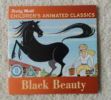 BLACK BEAUTY Daily Mail CHILDREN'S ANIMATED CLASSICS PROMO DVD