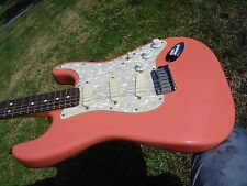 1988 Fender Stratocaster Plus Dusty Rose Very Clean - Neck Off Pics