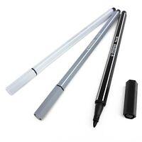 STABILO PEN 68 Fibre Tip Pens – Assorted Set of 3 Colours – Monochrome Tones
