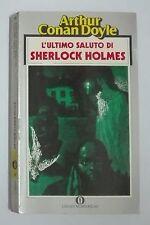 58653 A. Conan Doyle - L'ultimo saluto di Sherlock Holmes - ED. Mondadori 1988