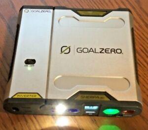Goal Zero SHERPA 50 Portable AC POWER BANK  LAPTOP PHONE TABLET CHARGER