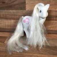 My Little Pony Bridal Beauty Year 10 Vintage G1 MLP Genuine 1989 Bride Ponies