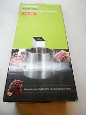 FIGERM Sous Vide Cooker SVC 60 Cooking Precision Temperature & Time Control