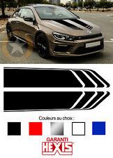 BANDES CAPOT RACING VW AUDI PORSCHE BMW 100cmX19cm AUTOCOLLANT STICKER BD580-1