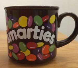Smarties Mug Excellent Condition Hornsea Nestle Vintage 1980's Collectable