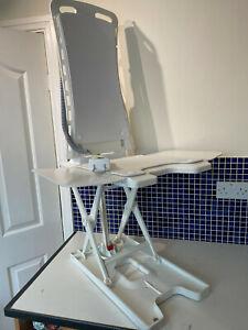 Drive Medical BellaVita  Reclining Folding Bath Lift