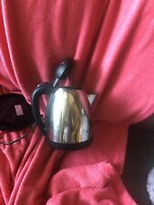 Novel Stainless Steel Kettle Not Working for parts !