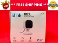 *BRAND NEW* BLINK Mini Indoor HD SMART SECURITY Camera With NIGHT VISION -SEALED