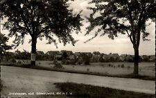 Dittishausen Schwarzwald alte Postkarte Gesamtansicht auf das Dorf Wiesen