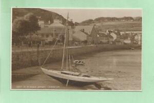 Jersey postcard - At St Aubin - Judges Rp - Unp