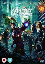 Marvel Avengers Assemble (DVD, 2012) Thor/iron man/Hulk  **NEW & SEALED**