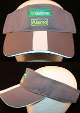 MEN'S WOMEN'S National Alamo Car Rental Enterprise Employee Sun Visor Hat NEW