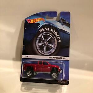 Hot Wheels Real Riders Chevy Silverado #12/18 Q12