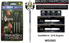 WINMAU SIMON WHITLOCK 90% TUNGSTEN Dart Board DARTS - 22 or 24gram