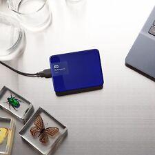 Western Digital WD 1TB MyPassport Ultra USB3.0 Portable External Hard Drive