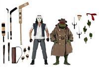 """Teenage Mutant Ninja Turtles Casey Jones & Raphael 7"""" Scale"""