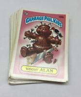 1986 Topps GARBAGE PAIL KIDS SERIES 4B FULL SET ~ 125-166