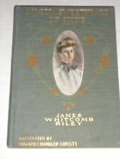 AN OLD SWEETHEART OF MINE by James Whitcomb Riley Ill. H C Christy 1902
