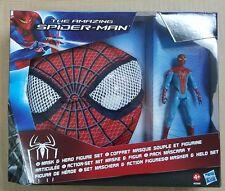 Hasbro The Amazing Spiderman Mask and Hero Figure Set