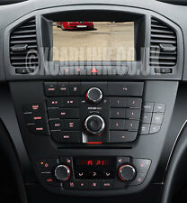 VAUXHALL / OPEL MULTIMEDIALE POSTERIORE CAMERA Interfaccia DVD800/CD500/Navi900/