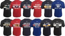 Reebok NHL Name in Lights T-Shirt - Official CENTER ICE Apparel (uvP € 34,95)