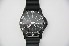 Traser Men's H3 Watch P660091F1301 Black Used