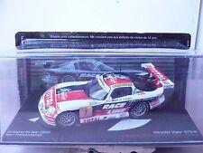 1/43 Chrysler Viper GTS-R - #1 Winner 24H Spa 2002 - IxoAltaya