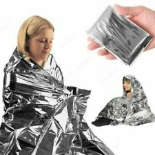 MEDIUM Thermal Emergency Rescue Space Mylar Blanket 39 x 51