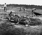 Cold Harbor, Virginia - Unburied Soldiers Killed in Battle -8x10 Civil War Photo