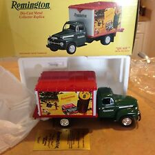 REMINGTON Ford 1951 Diecast QUAIL DELIVERY TRUCK 1994 FIRST GEAR 1:34 NOS