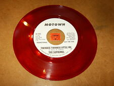 THE SUPREMES - TWINKLE TWINKLE LITTLE ME - DJ RED WAX / LISTEN - MOTOWN POPCORN