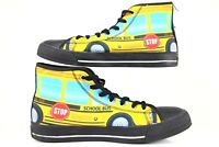 School Bus Shoes Size Men's 10 / Women's 10