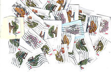 250+ #4618-22 Bonsai Trees, Forever, Used, On Paper