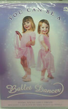 You Can Be a Ballet Dancer (DVD) NEW Sealed ☆ FREE FAST POST