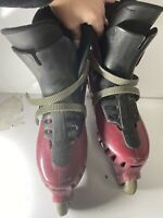 """ROCES Road Skates """"Take me with you"""" Men's US 10 Rollerblades"""