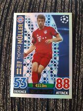 Topps Match Attax 15 16 Champions League Pro 11 Muller