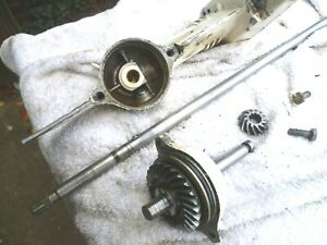 Johnson / Evinrude  4hp outboard short shaft Gearbox