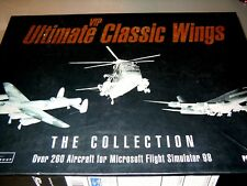 VIP ULTIMATE CLASSIC WINGS -the collection -  FS 98 Vintage PC BIG BOX rare VGC