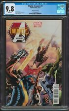 Mighty Avengers #1 Bryan Hitch 1:50 Variant CGC 9.8 NM+/MT 1st App Spectrum 2013
