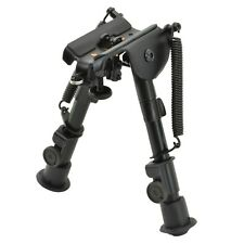"Aimtech 6-9"" Adjustable Bipod Stud Mount Heavy Duty Folding 10854"