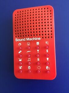 NPW Sound Machine with 16 Hilarious Sound Effects (includes batteries)