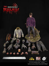 COO Model X Ouzhixiang Monster File Series 1:6 The Were Wolf Figure CM-MF002